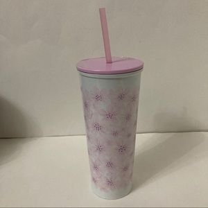Starbucks Sakura Cherry Blossom Stainless Tumbler
